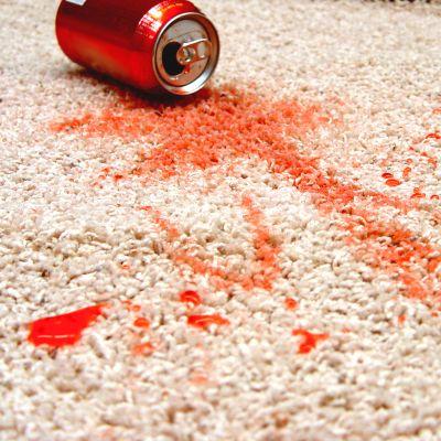 Carpet Spill