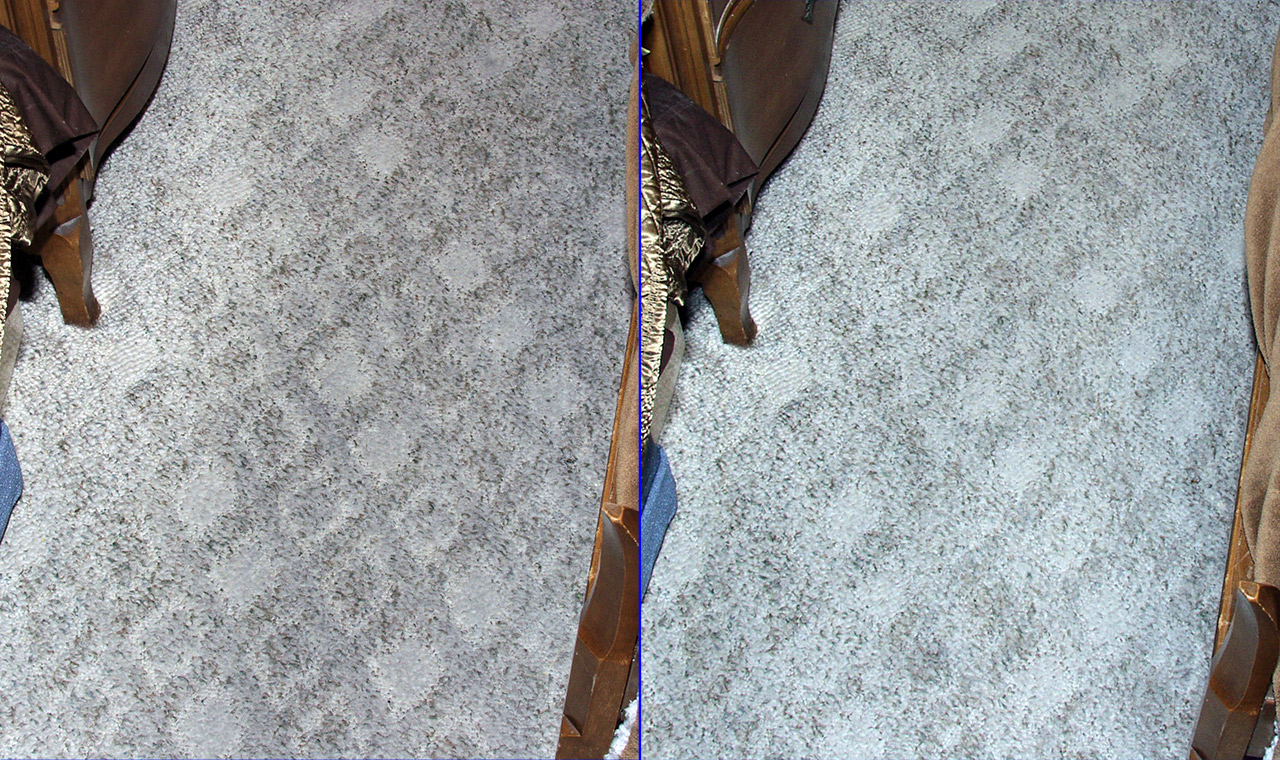 Berber Carpet Cleaned in North Huntsville